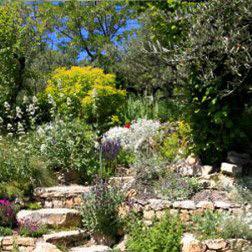 Les escaliers - Jardins de pierres